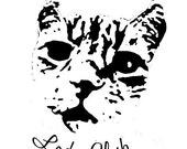 The Crazy Cat Lady Sticker