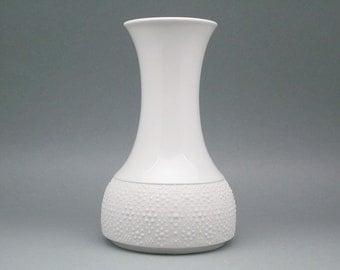 Mid Century bisque porcelain vase Thomas (Bavaria)