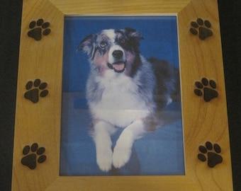 Personalized Faithful friend and companion Frame