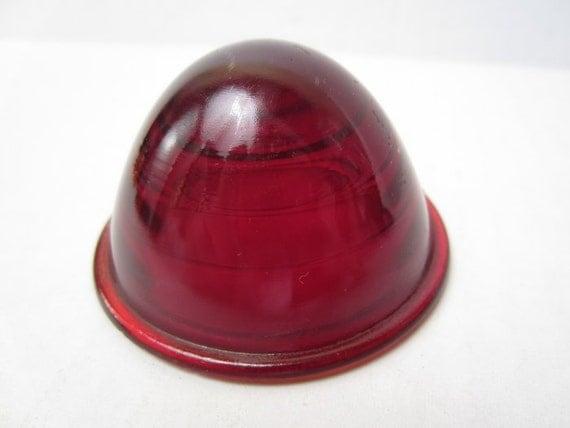 Vintage Tail Light Lens : Do ray lamp company vintage tail light lenses