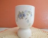 Gorgeous Vintage Porcelain Egg Cup Royal Austria