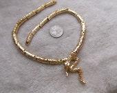 Stunning Crystal Rhinestone-Snake Necklace-N275