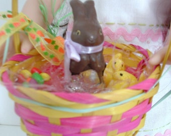 Easter Basket for your 18 Inch Doll