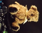 Scented Waxed Teddy Bears, 6 inch bear
