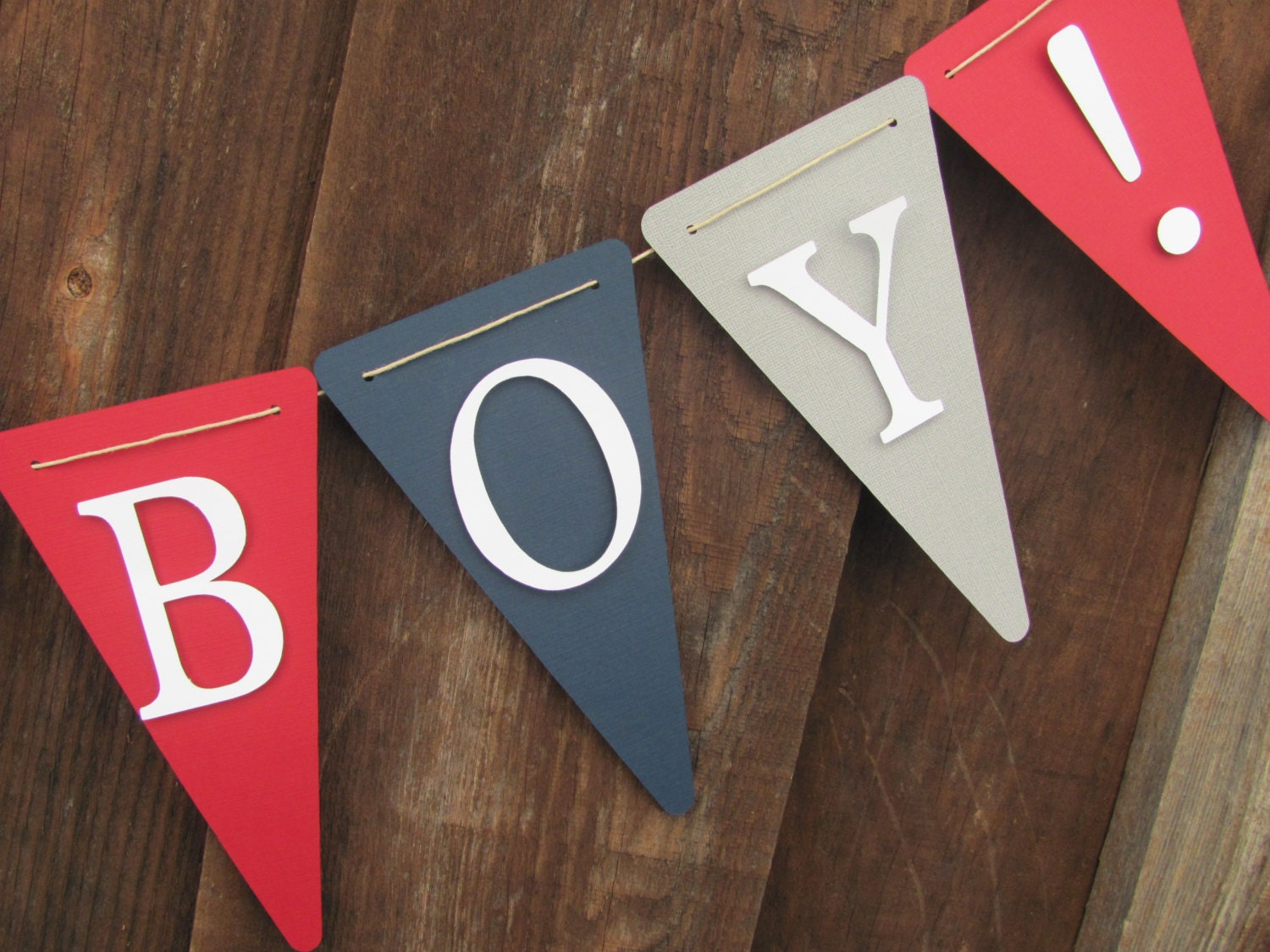 Its a Boy Banner Baby Shower Banner Baby Shower Decorations