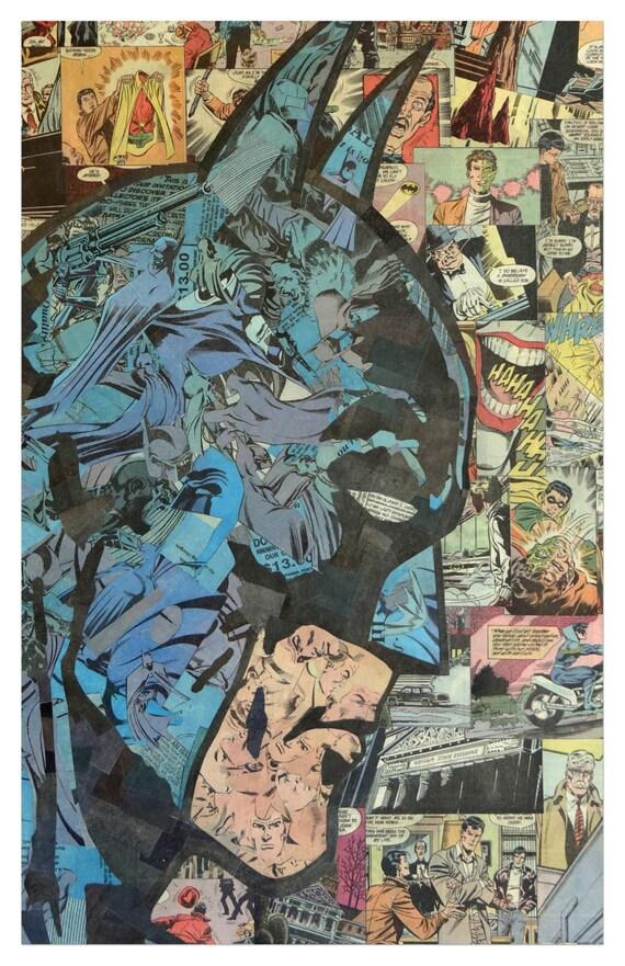 Batman Print 11x17