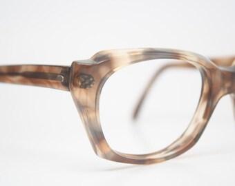 Vintage Glasses Frames Retro Eyeglasses 1960's Johnny Depp vintage eyewear NOS Deadstock Vintage Eyeglasses