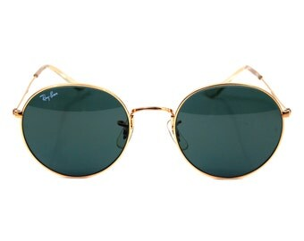 Vintage Ray Ban Bausch and Lomb Round Sunglasses