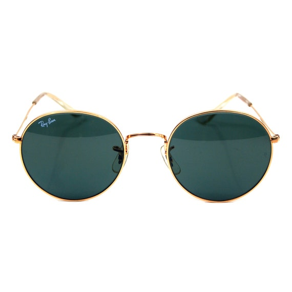 vintage ray bans  Ray Ban Bausch and Lomb Round Sunglasses