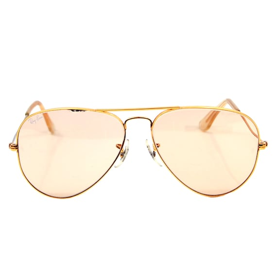 c1889f48e434 Ray Ban Bausch   Lomb Aviator Vintage 6214