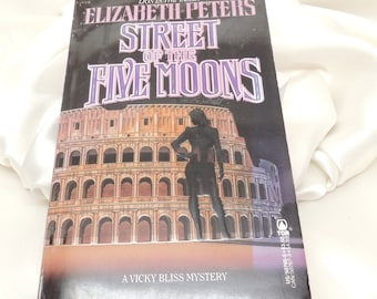 Street of the Five Moons Vintage Autographed Book