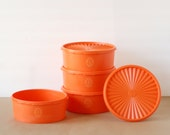 Tupperware Snack Canister Set