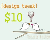 Design Tweak -