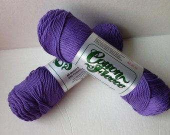 Yarn Sale  - Woodland Lavender Cotton Fleece by Brown Sheep Company