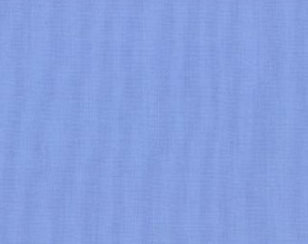 Bella Solids  Blue  - 1 YARD  -  Moda Fabrics - Bella Solids 30's Blue 9900 25 Moda - Quilter's Cotton
