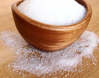 Cinnamon Scented Bath Salts, Epsom Soak, 8 Ounce
