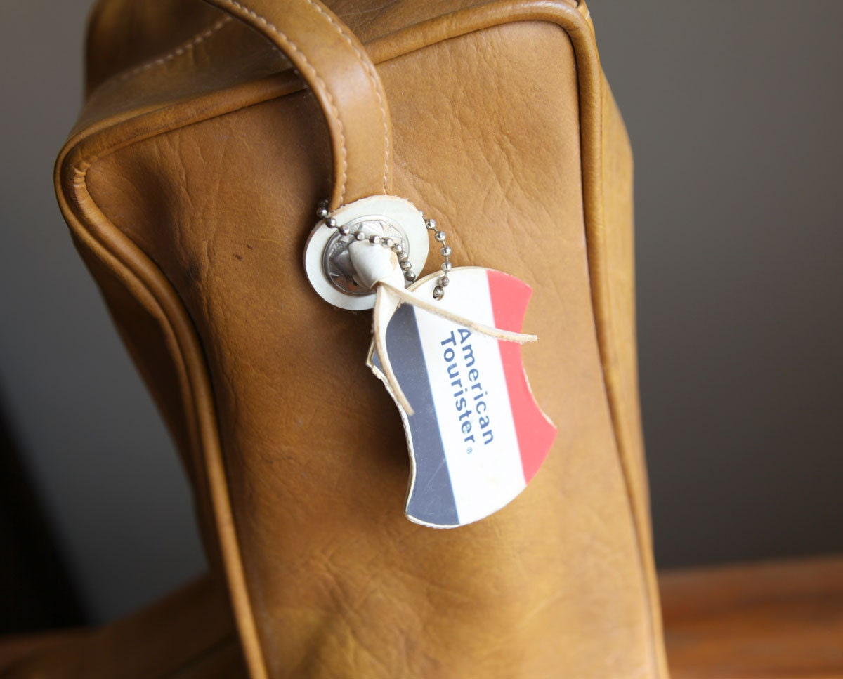 Vintage Cowboy Boot Carrier Luggage Boot Bag
