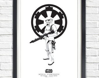 Star Wars - Solo Series - Stormtrooper - 19x13 Poster