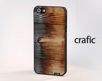 Burned Wood Print IPHONE CASE | iPhone 6/6S | iPhone 6/6S Plus | iPhone 5/5S | iPhone 5C | iPhone 4/4S | Woody, Rustic