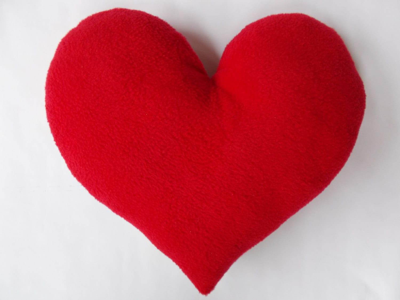 [Подушка в форме сердце своими руками