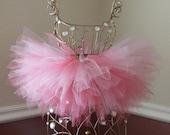 Baby Pink Tutu Skirt on holidays