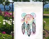 Colorful Native Dream Catcher New Small Garden Yard Flag