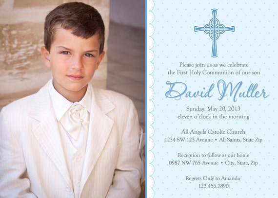 first communion boy images - photo #32