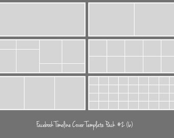 Facebook Timeline Cover Template Pack 2, Photographers, Storyboard