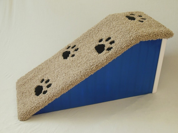 Dog Ramps, Cottage Chic, Dog Steps, Pet Steps, Cat Steps, Dog Bed. Pet Items, One of a Kind Piece of Furniture.