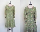 Vintage 1960s Dress // 60s Dress // Flora's Frock