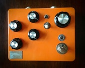 Fuzz / Delay / Pitch-Shifter / Modulation / Weirdness Effect Pedal - MADE TO ORDER - Great for Experimenters