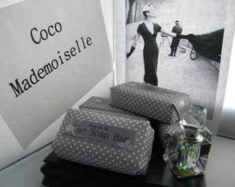 Coco Mademoiselle Soap / Chanel Type Fragrance Oooh-La-La