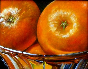Image result for painting of oranges