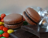Le Bonbon French Macarons Chocolate Collection