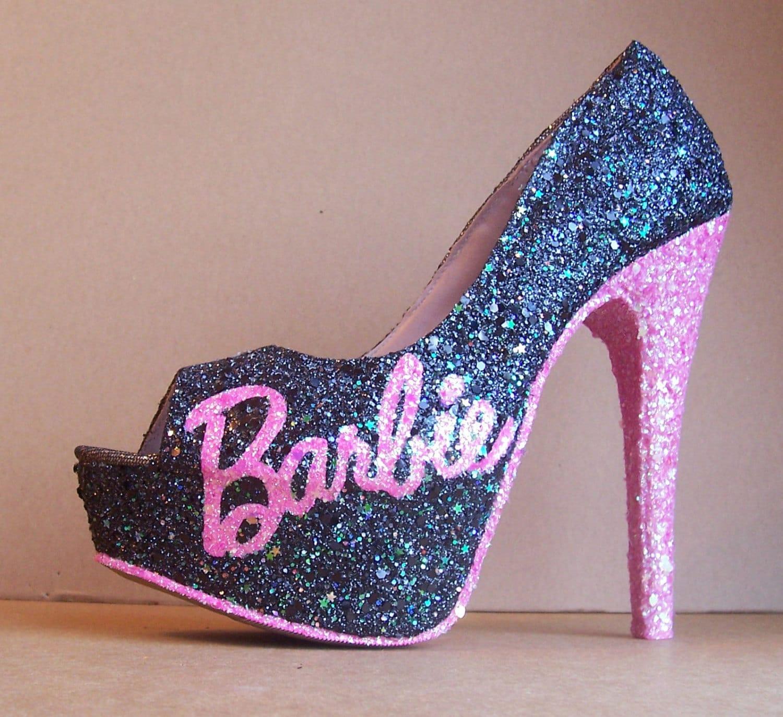 Barbie Pink High Heels