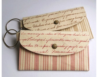 SALE 50% OFF - Envelope Clutch Purse