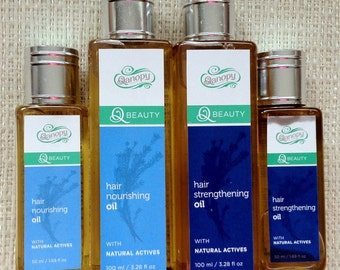 All Natural Plant Based Hair Oil 100 ml