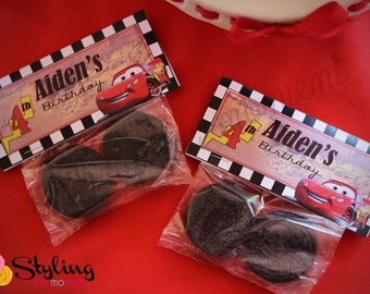 Disney Cars Bag Toppers