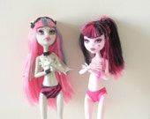 Underwear- 6 Pairs of Undewear for MH Dolls- Full Coverage Briefs