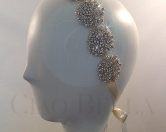 Margaret Headband -- Style BCA0179--