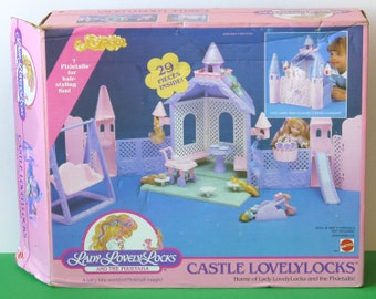 Lady Lovely Locks, Castle LovelyLocks, 100% Complete, w/ Box