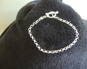Sterling Silver 9.25 Bracelet