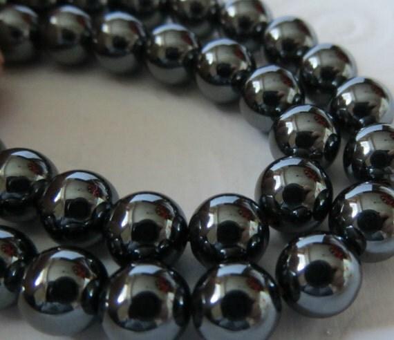 Hematite Beads 2mm Round  |Hematite Beads