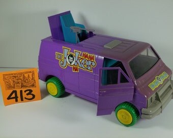 1990's DC Comics Joker Van