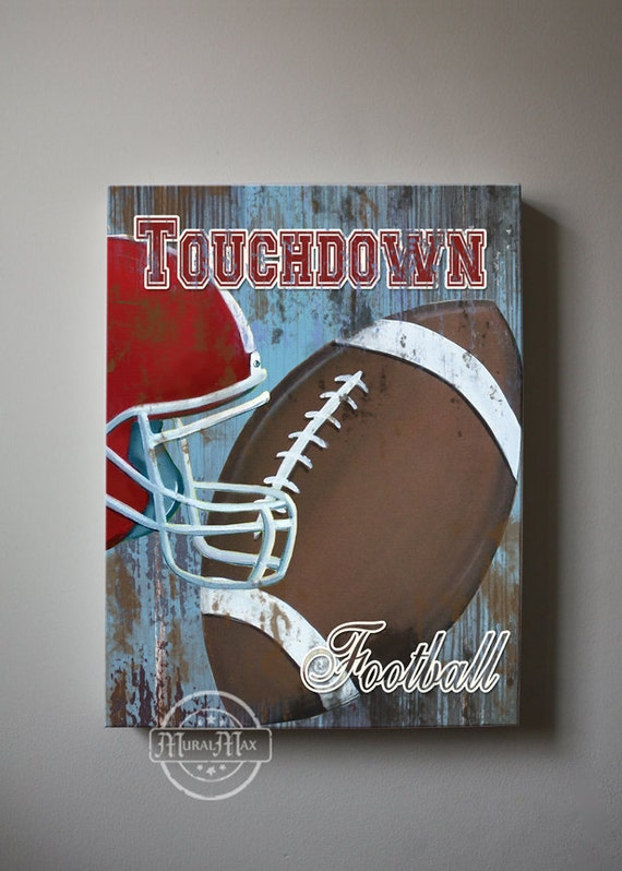 football canvas art sports nursery canvas art sports