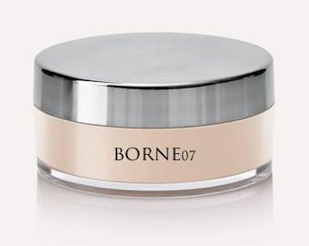 Mineral Makeup - Organic Rice Powder Finishing Veil - LARGE 20 Gram Jar