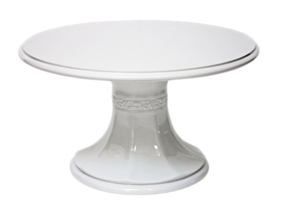 white cake stand 18 inch white pedestal wedding cake stand 30523