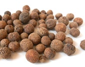 ALLSPICE BERRIES, Organic, Whole - Delicious and Aromatic - Culinary Spice - Mulling, Baking, Seasoning - Incense, Potpourri