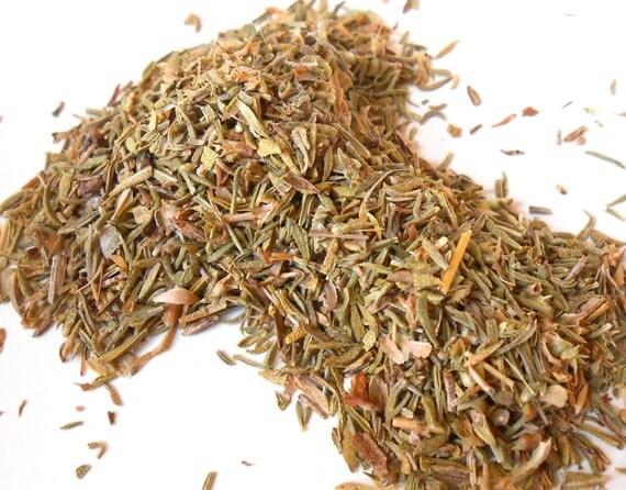 Organic THYME LEAF - Delicious Culinary Herb - Thymus Vulgaris - Soup, Sauce, Bread