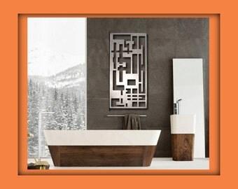 Office Art, Corporate Wall Art, Metal Wall Art, Art, Decor, Abstract, contemporary, Modern, Sculpture